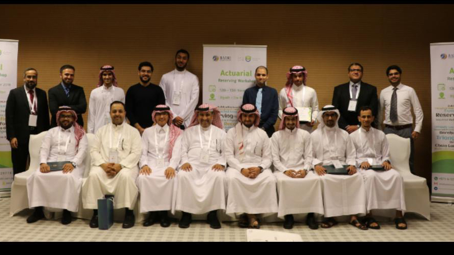 Conducted and Actuarial Reserving Training Workshop