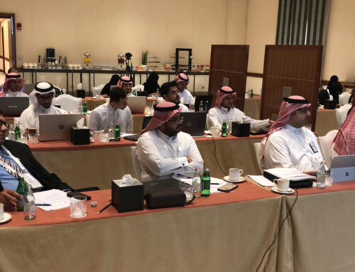 CONDUCTED AN ACTUARIAL RESERVING TRAINING WORKSHOP IN RIYADH, SAUDI ARABIA