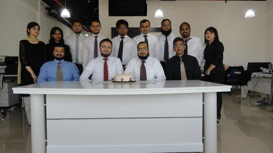 Celebrating Badri 2nd Anniversary