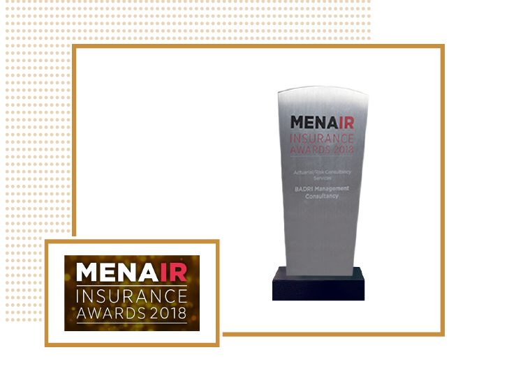 Badri Winning MENAIR 2018 Awards